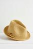Bamboo Fedora Hat