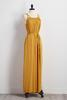 Belted Gauze Maxi Dress