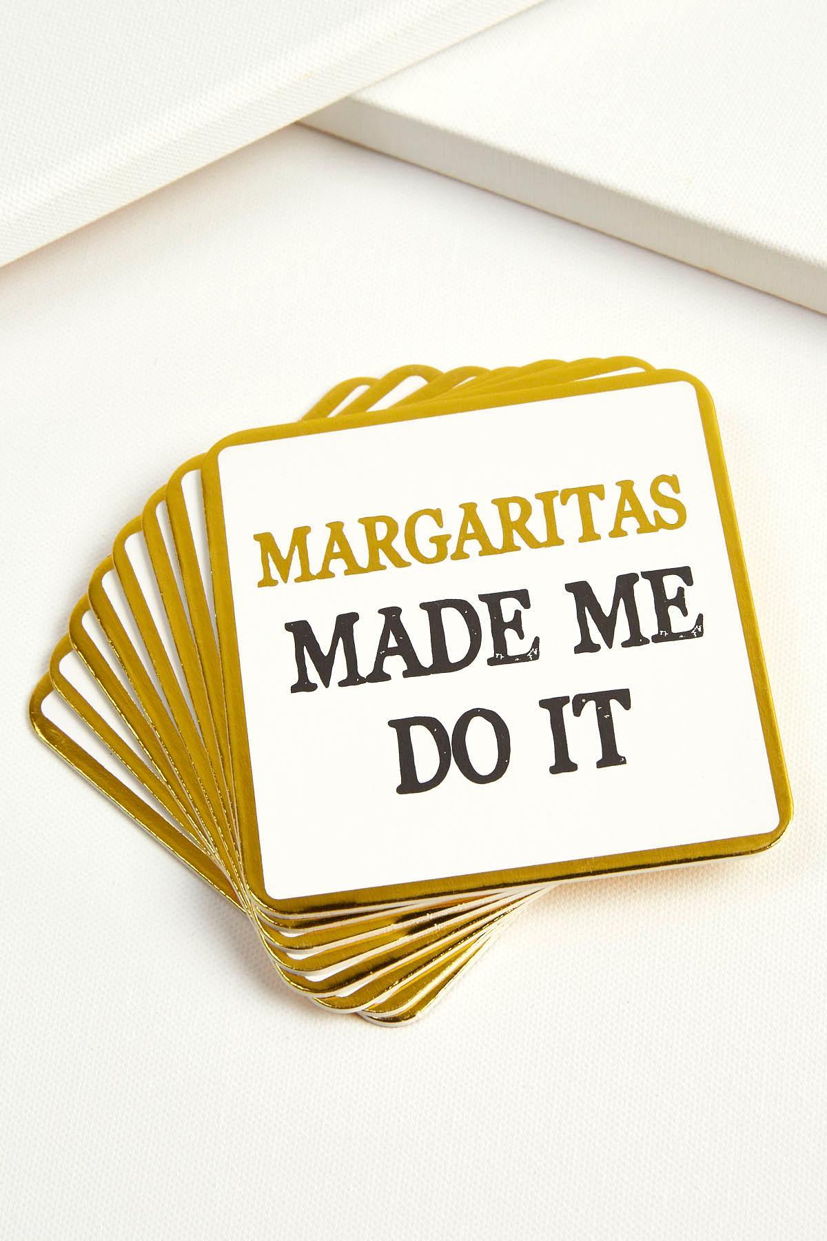 Margaritas Coasters
