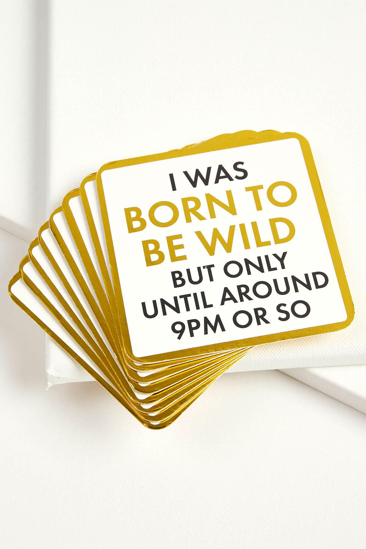 Born To Be Wild Coasters