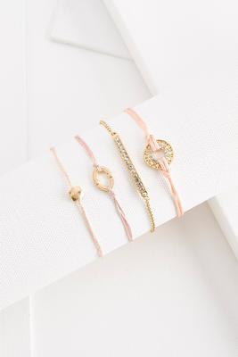 pull-string bracelet set