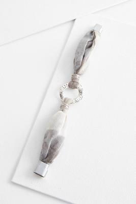 scarf strap bracelet
