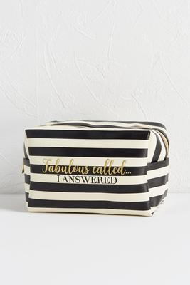 fabulous called loaf zip pouch