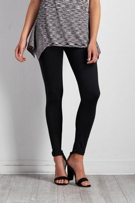 essential knit leggings