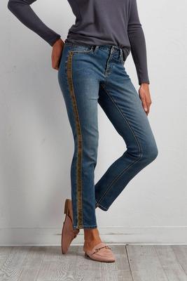 camo tuxedo girlfriend jeans