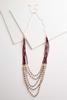 Pull String Velvet Necklace