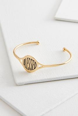 blessed cuff bracelet