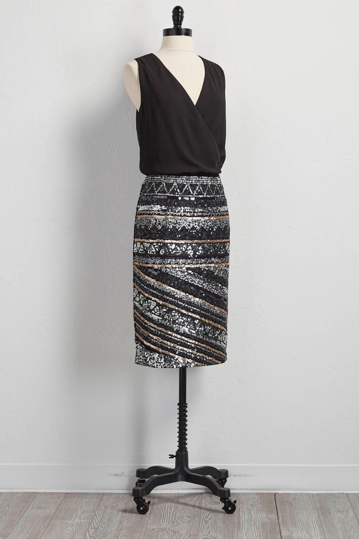 Womens boutique dresses versona sequin blouson dress ombrellifo Choice Image