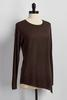 Asymmetrical Sweater Tunic