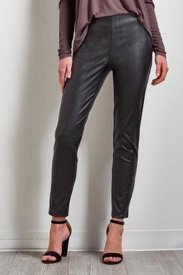 sparkle skinny pants