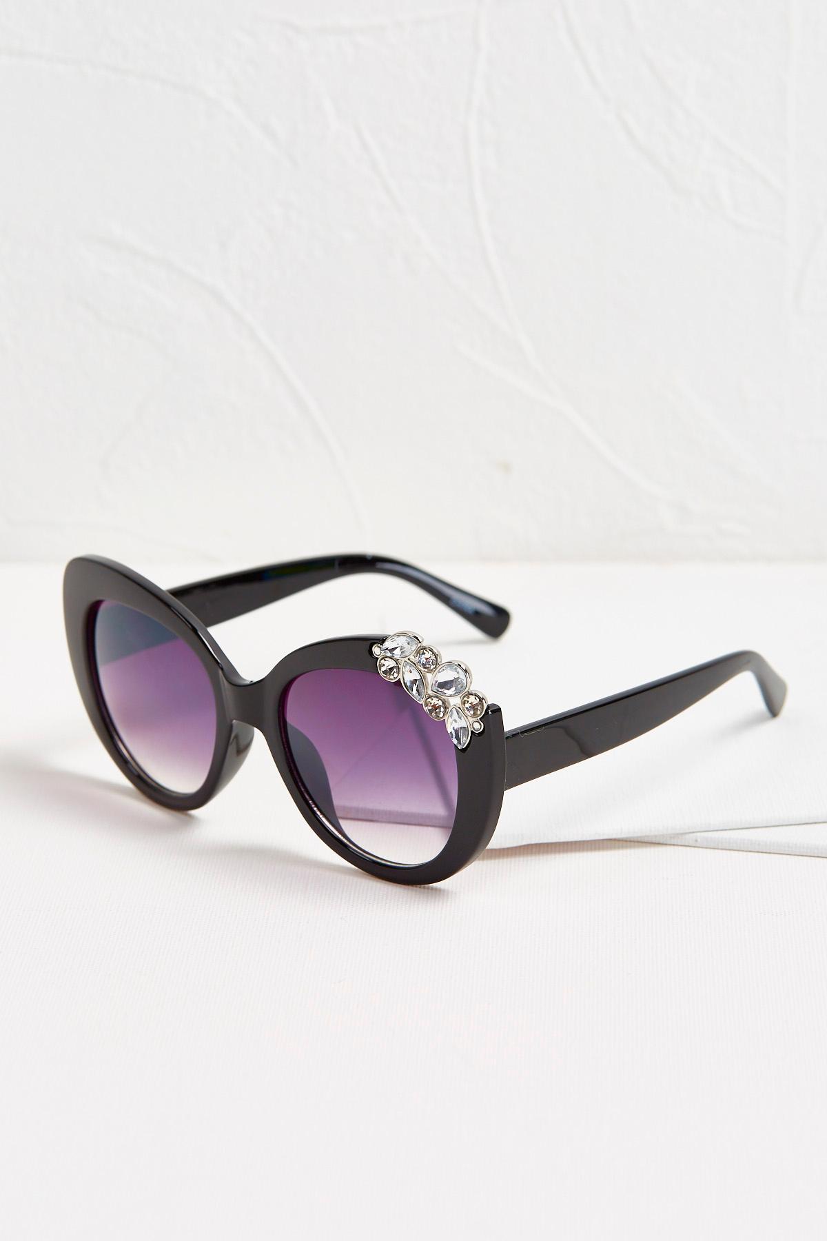 Jeweled Embellished Sunglasses