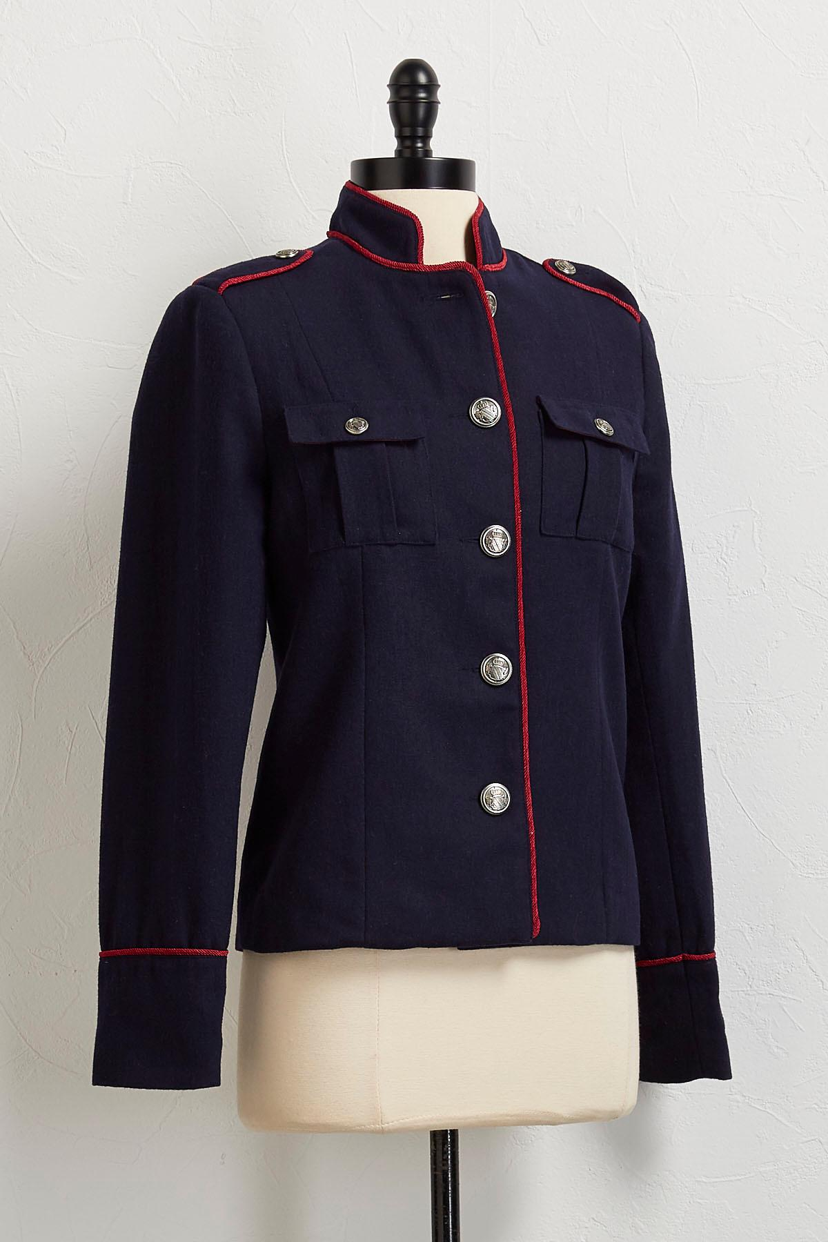 Military Clothing. Look sharp in some authentic military clothing. We carry a full line of BDUs (battle dress uniforms), Military Sweaters, graphic Tees, Sweatshirts, and more.