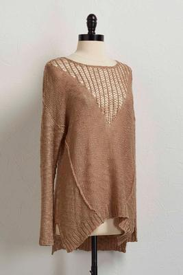 dolman sweater tunic