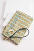 Foiled Dotted Wristlet