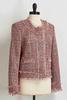 Bouquet Tweed Jacket