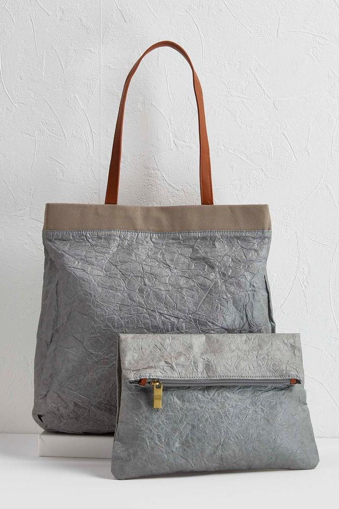 paper bag tote set s