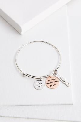 plans for you charm bracelet