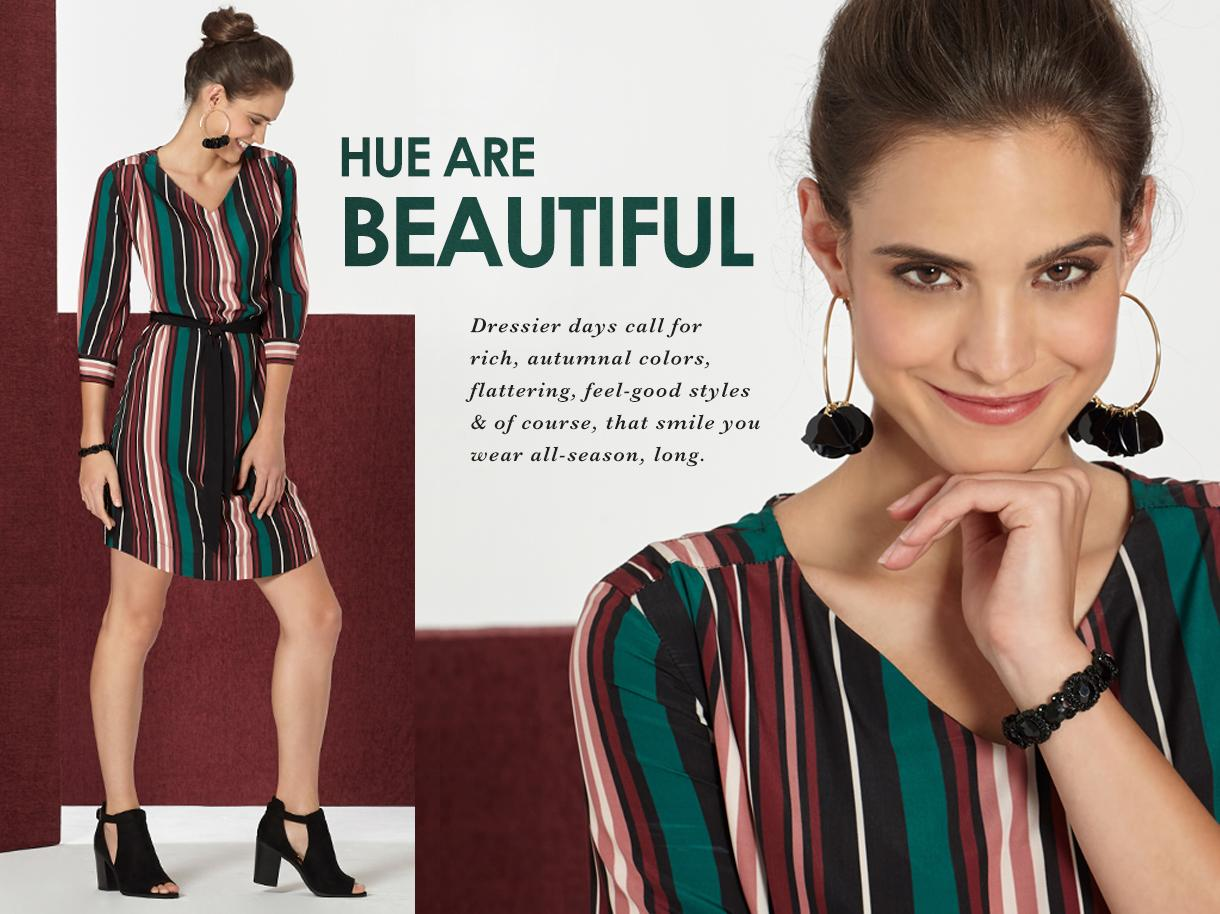 Hue Are Beautiful collection