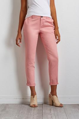 soft hue chino pants