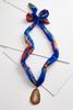 Semi- Precious Stone Scarf Necklace