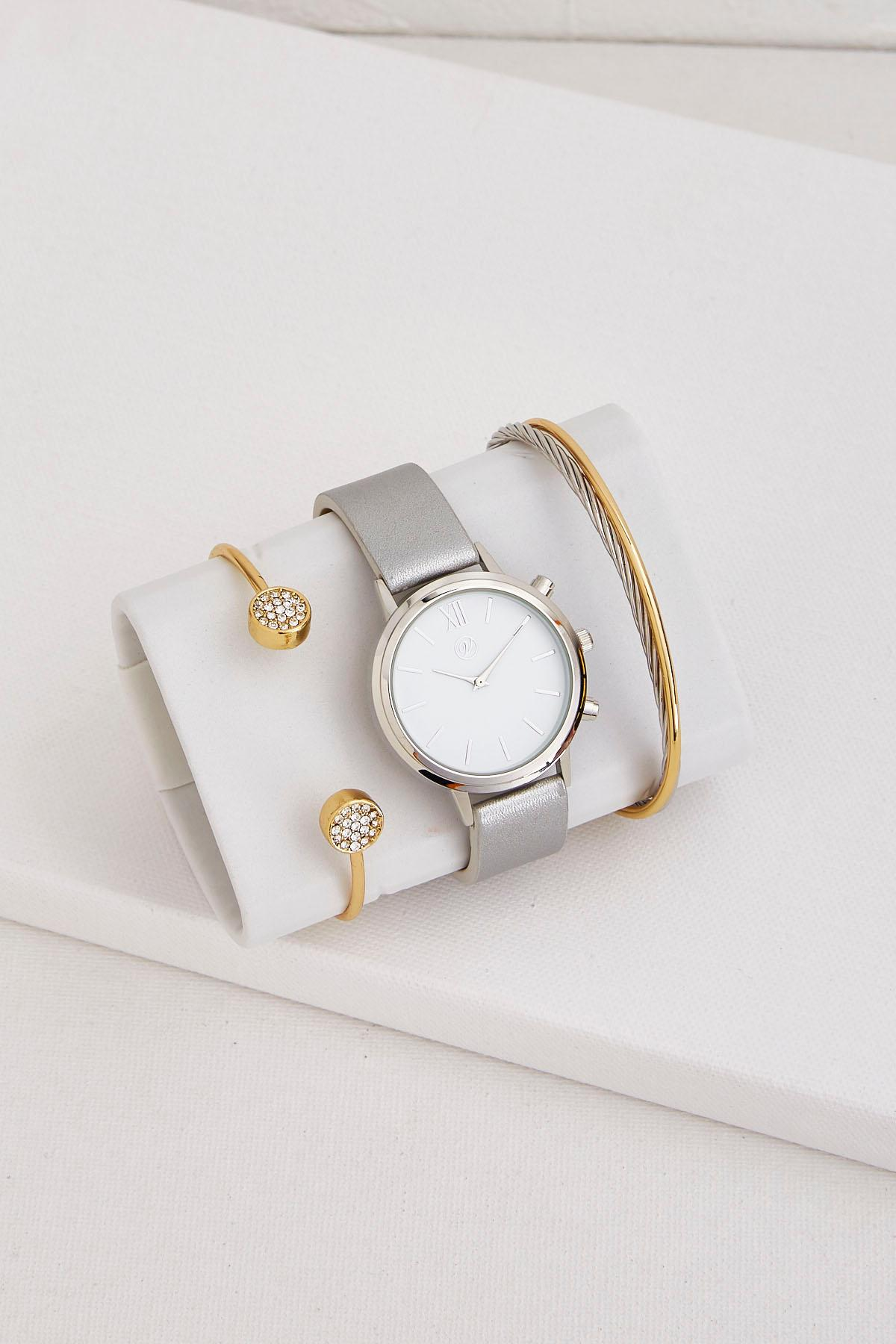 Watch Bracelet Gift Set