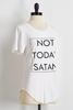 Not Today Knit Tee