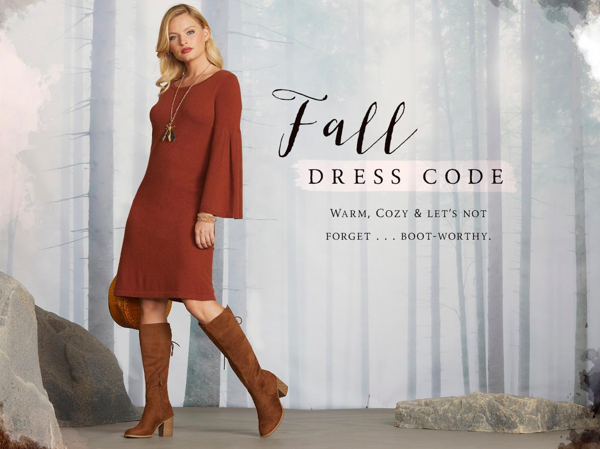 Fall Dress Code collection