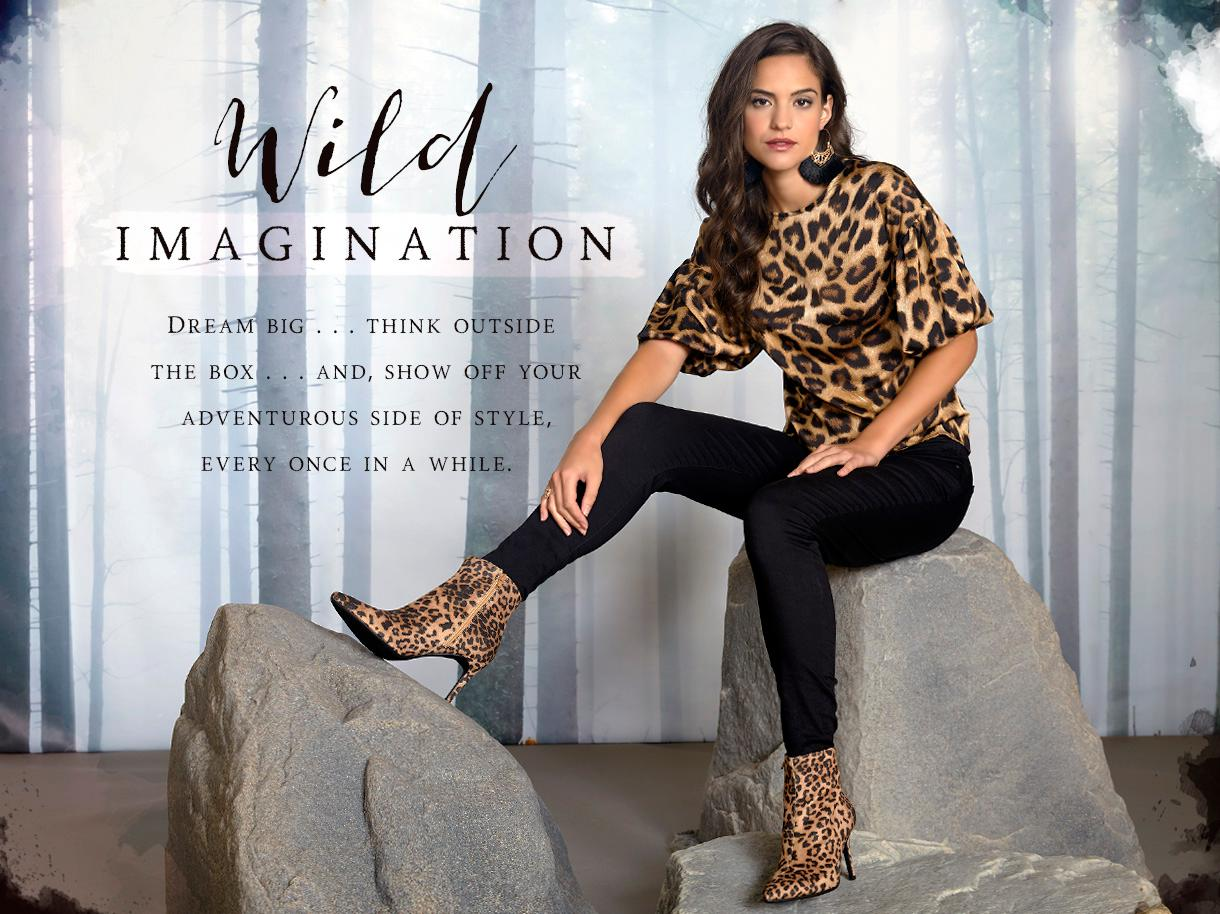 Wild Imagination collection