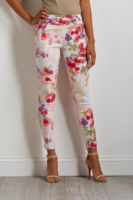 spring bloom bengaline pants