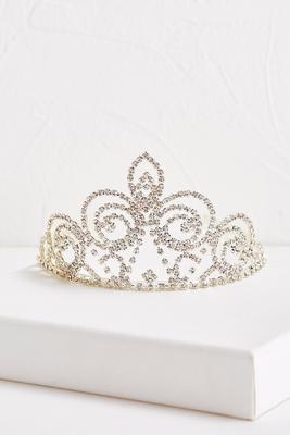 rhinestone tiara s