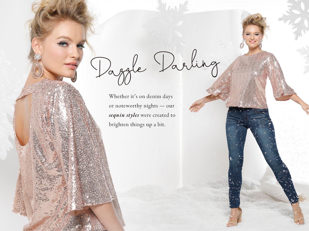 Dazzle Darling collection