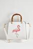 Flamingo Mini Handbag