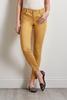 Gold Twill Pants