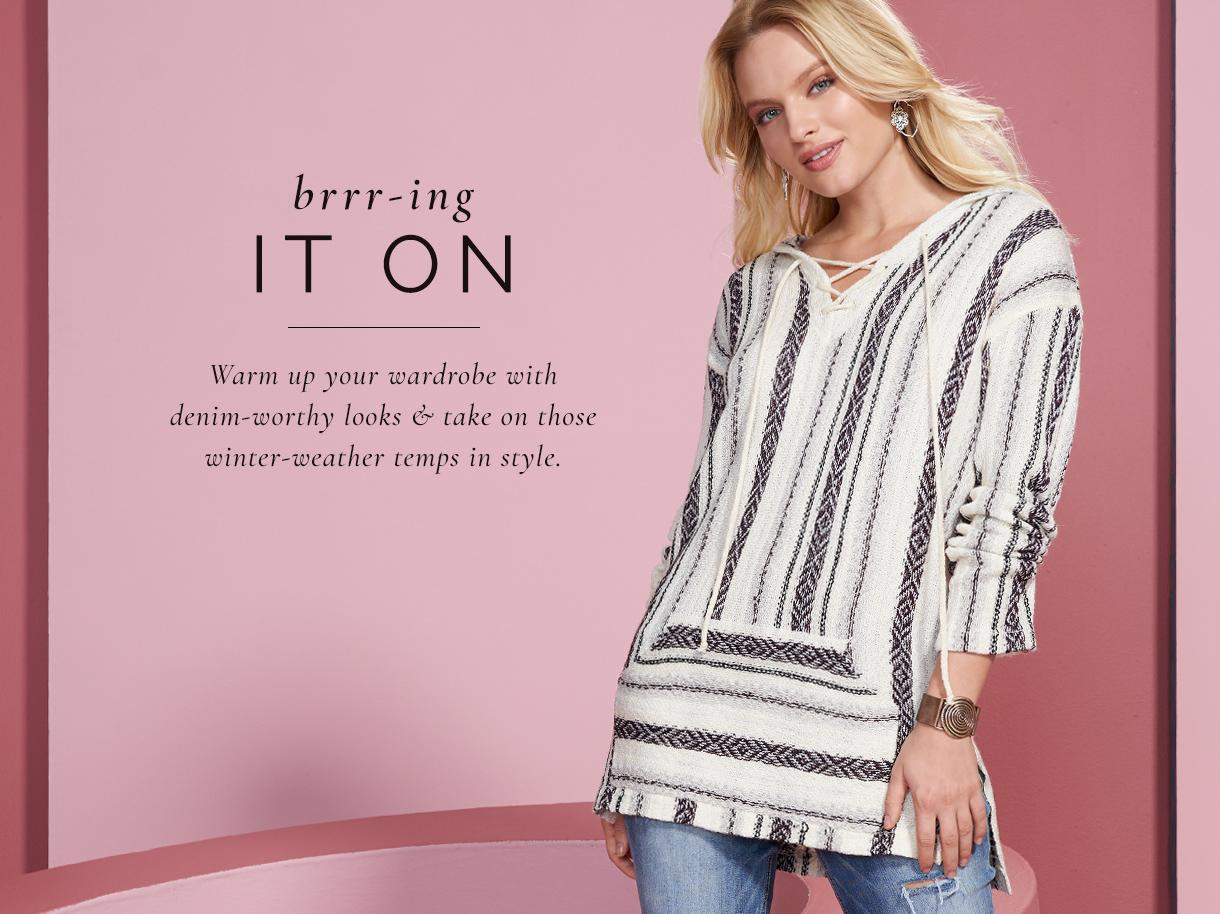 Brrr-ing It On collection