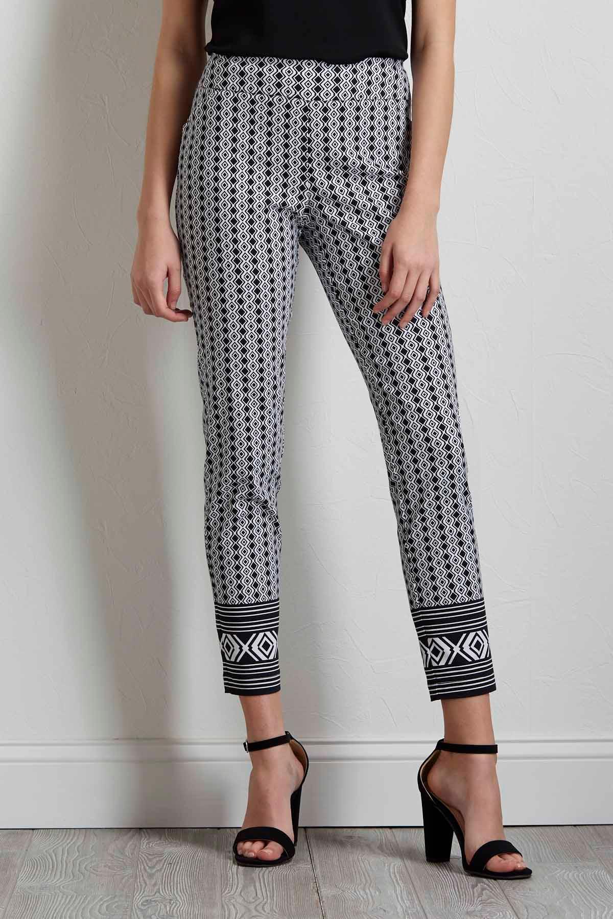 Diamond Bengaline Pants
