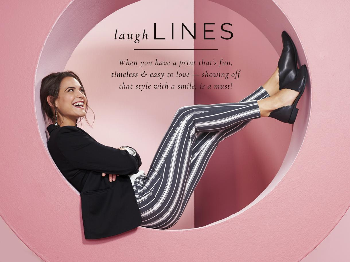 Laugh Lines collection