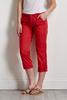 Cropped Convertible Utility Pants