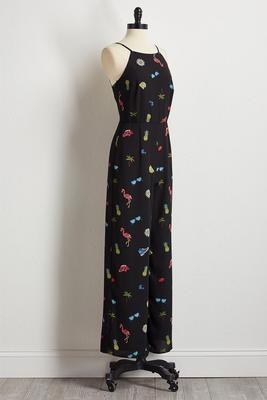 fun summer jumpsuit