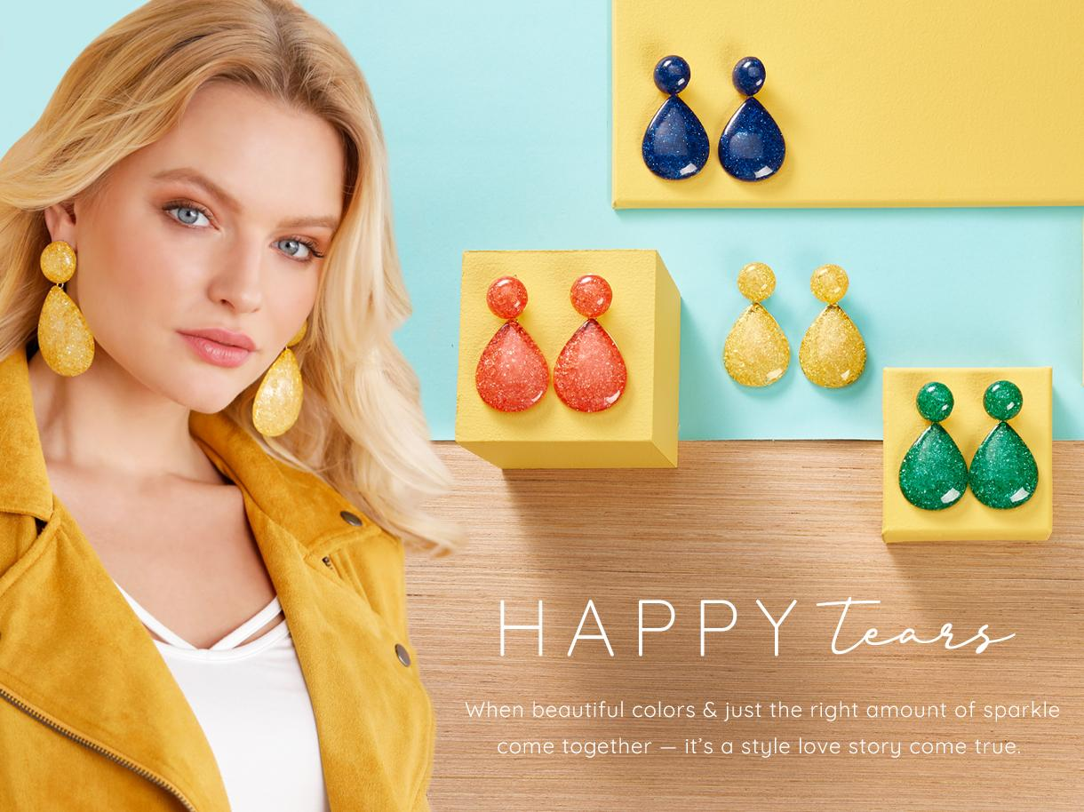 Happy Tears collection