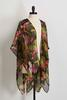 Sheer Tropical Kimono