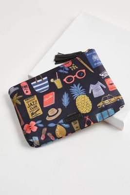 jet setter card pouch