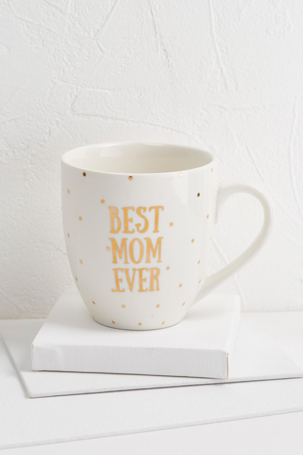 Best Mom Ever Mug