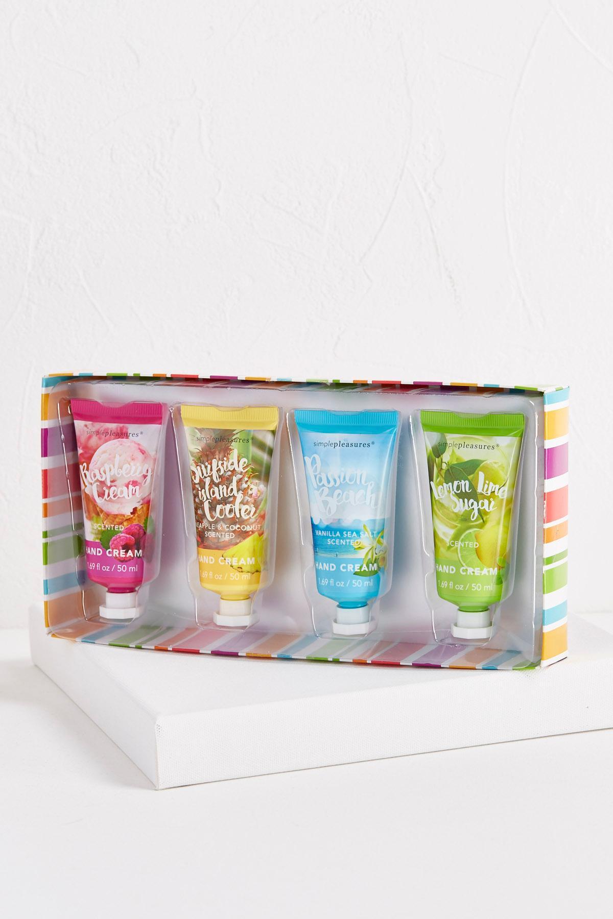 Summer Lovin ` Hand Cream Set
