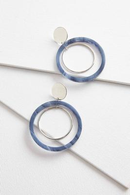oversized resin metal hoops