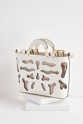 cutout satchel set