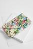 Floral Rhinestone Clutch