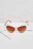 Daisy Cat Eye Sunglasses
