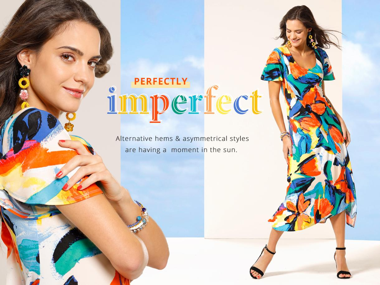 Perfectly Imperfect collection