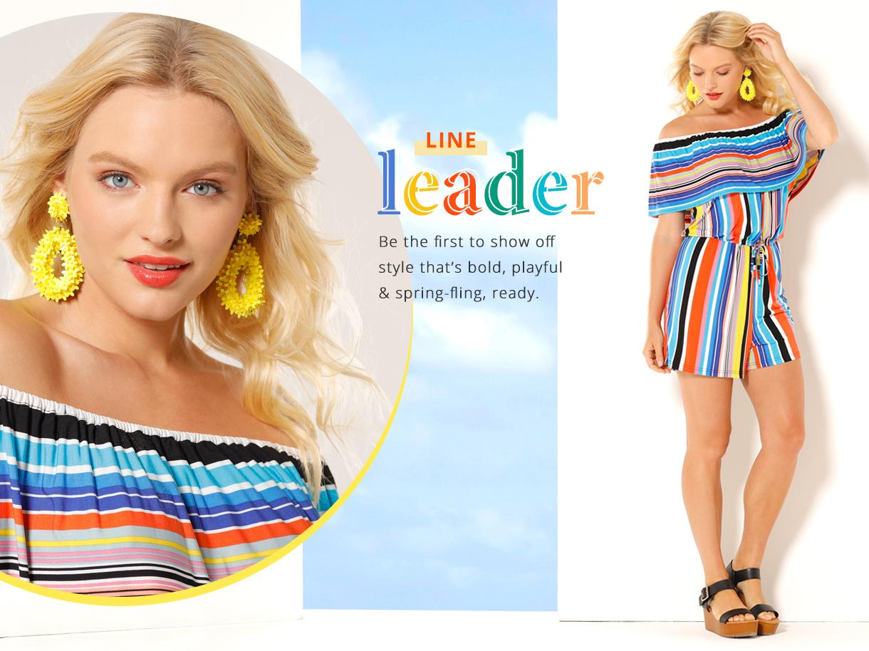 Line Leader collection