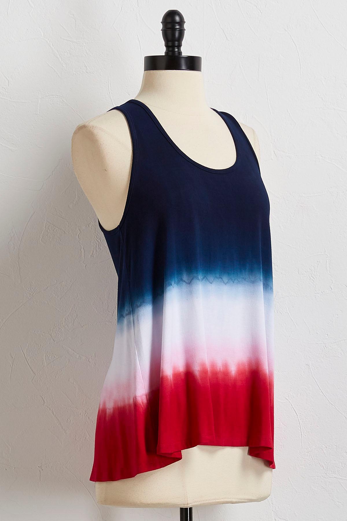 Tie Dye Tank